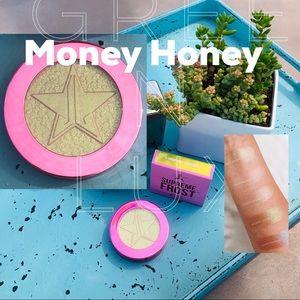 Jeffree Star Supreme Frost Money Honey Highlighter